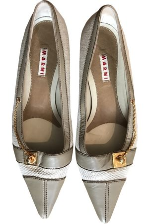 Marni Cloth Ballet Flats