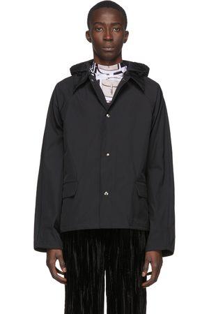 Kassl Editions Black Original Hip Jacket