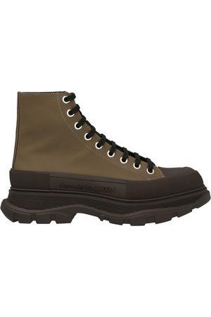 Alexander Mcqueen Men Ankle Boots - Tread Slick boots