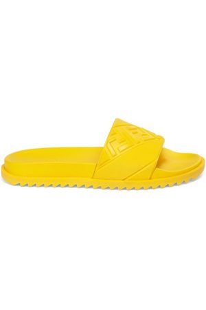 Fendi Men Sandals - Rubber Slides