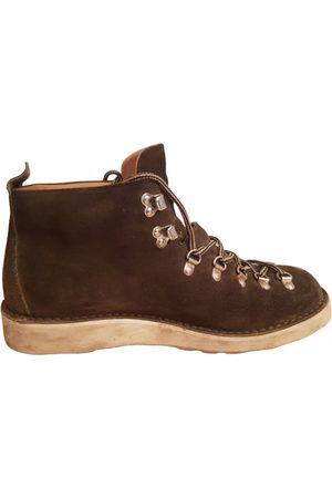 FRACAP Suede Boots