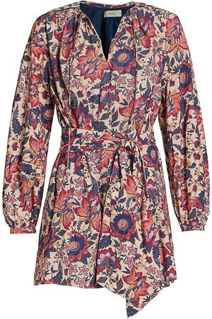 CHUFY Women's Memories Of Romania Gabi Mini Dress - Nicu - Size Small