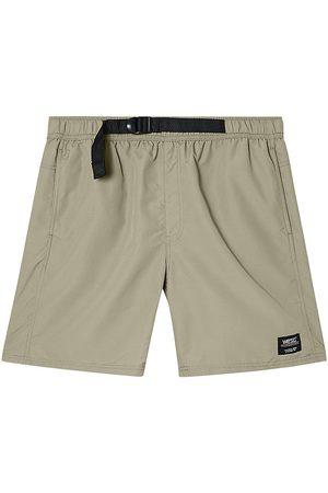 WeSC Men's Hybrid Utility Shorts - Aloe - Size Medium