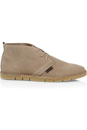 Barbour Men's Ledger Boot - Taupe - Size 10