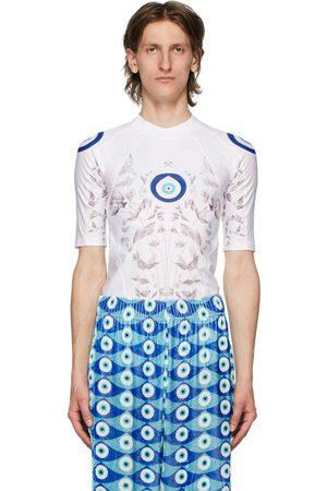 Kennel Schmenger Gmbh White Nazar Print Shirt