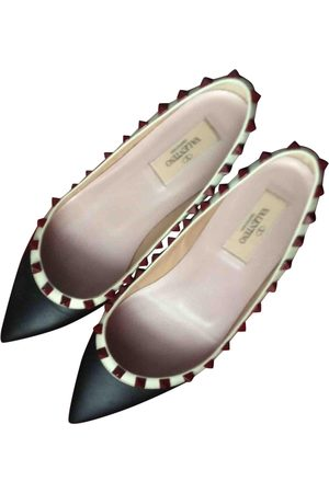 VALENTINO GARAVANI Leather Ballet Flats