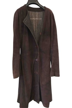 ISAAC SELLAM EXPERIENCE Suede Coats