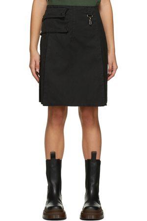 Reese Cooper SSENSE Exclusive Cargo Miniskirt