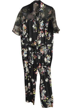 Erdem Silk Jumpsuits