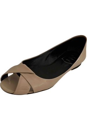 Roger Vivier Patent leather Ballet Flats