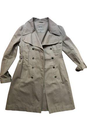 Miu Miu Cotton Trench Coats
