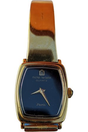 Michel Herbelin Plated Watches