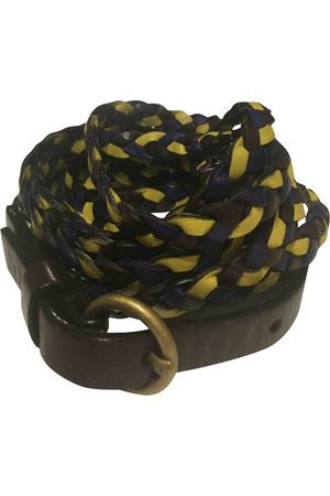 Miu Miu Leather Belts