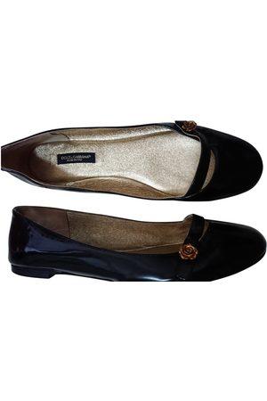 Dolce & Gabbana Patent leather Ballet Flats