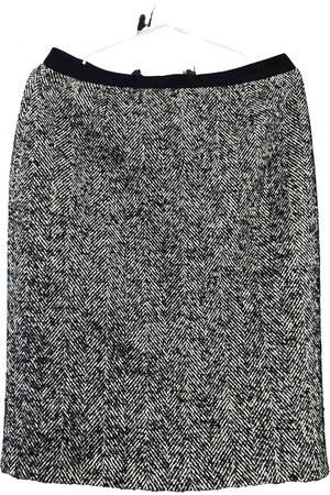 Boden Women Midi Skirts - Wool mid-length skirt