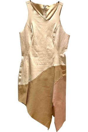 JITROIS Leather Dresses