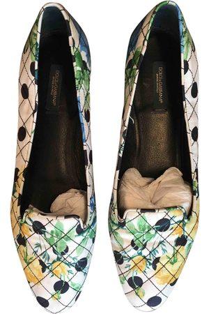 Dolce & Gabbana Cloth Ballet Flats