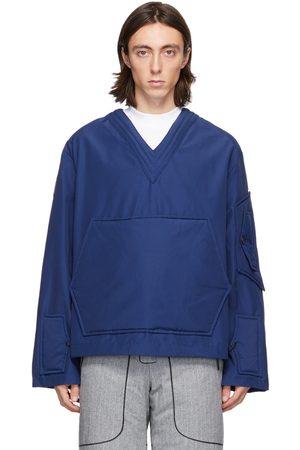 Boramy Viguier Cotton & Nylon Field Sweater