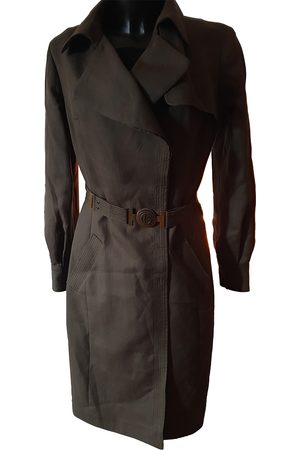 GUY LAROCHE Cotton Trench Coats