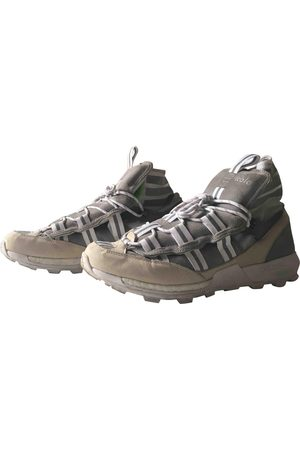 adidas Men Sneakers - Leather high trainers