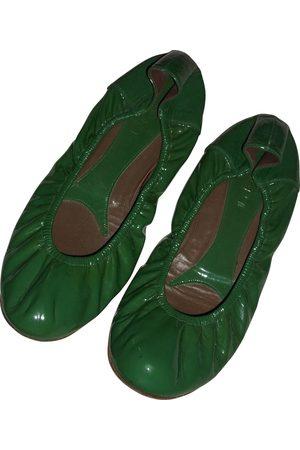 Marni Leather Ballet Flats