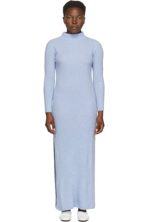 Arch4 Blue Cashmere Paris Dress