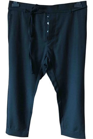 Costume National Wool Trousers