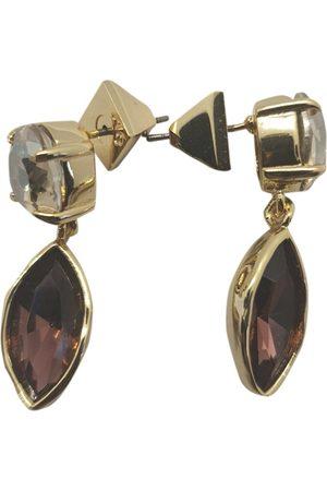 Alexis Bittar Crystal Earrings