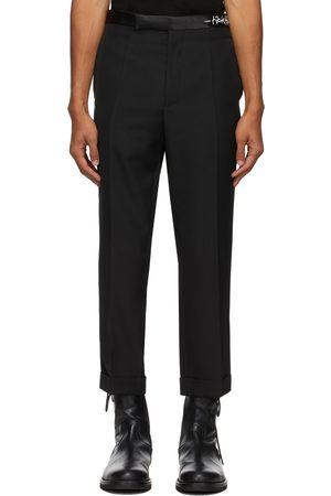Haider Ackermann Satin Waistband Trousers