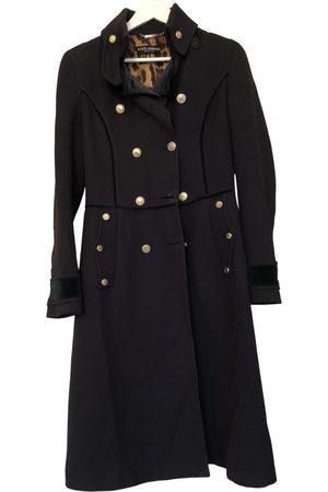 Dolce & Gabbana Wool trench coat