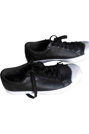 Palladium Leather Trainers