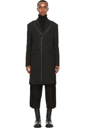 ISABEL BENENATO Black Wool Coat