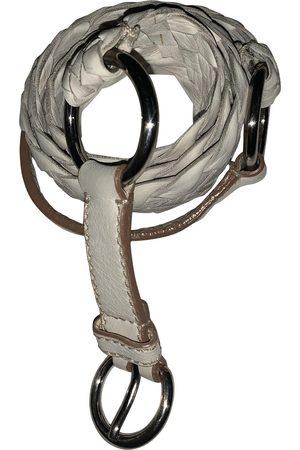 Jil Sander Leather Belts