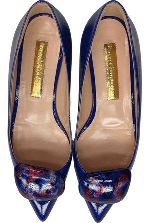 Rupert Sanderson Patent leather Ballet Flats