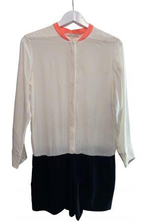 Maje Women Jumpsuits - Silk jumpsuit