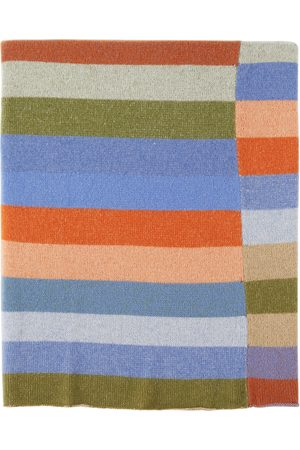 THE ELDER STATESMAN Accessories - SSENSE Exclusive Multicolor Super Duper Blanket