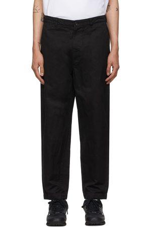 Comme des Garçons Black Garment-Dyed Trousers