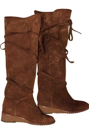 Tila March Lace up boots