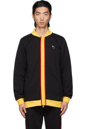 CLOT Track Top Zip-Up Sweater