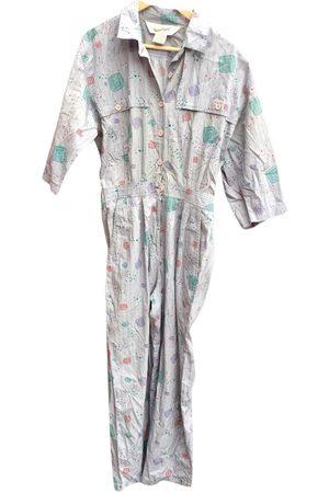Diane von Furstenberg Cotton Jumpsuits