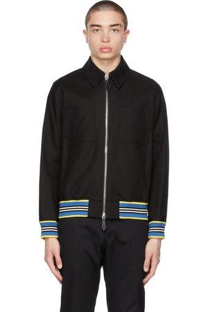 Burberry Icon Stripe Harrington Jacket