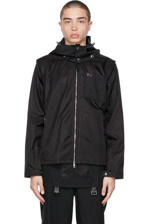 Burberry Convertible Heybridge Jacket