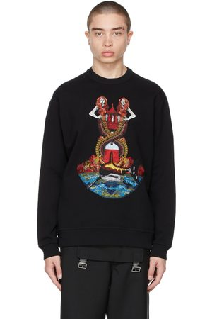Burberry Embroidered Mermaid Sweater