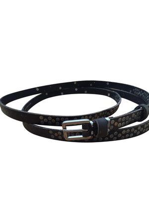 Maje Leather Belts