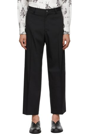 Sasquatchfabrix. Wide Silhouette Work Trousers