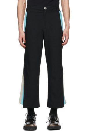NAMESAKE Black Flare Hurst Trousers