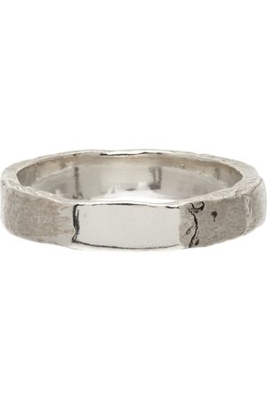 Pearls Before Swine Silver Polished Splice Ring