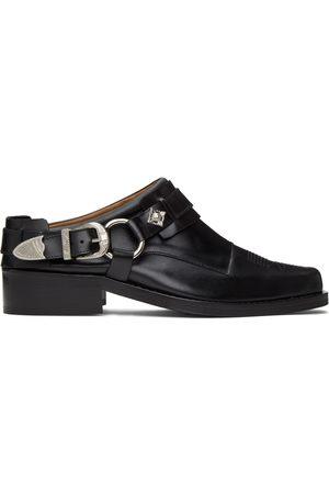 TOGA VIRILIS Leather Slip-On Loafers