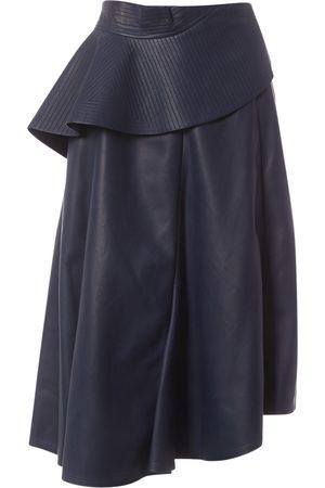 Céline Leather Skirts