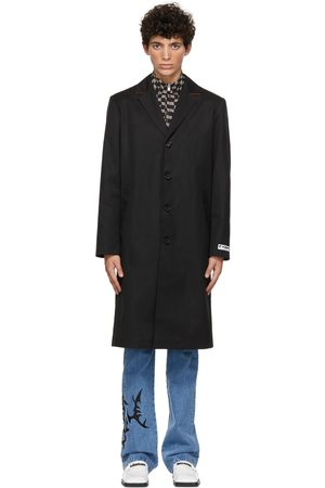 MISBHV Twill Recordings Trench Coat